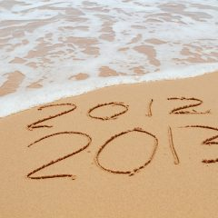 The New You: Top 10 Strategies for 2013 New Year's Resolutions
